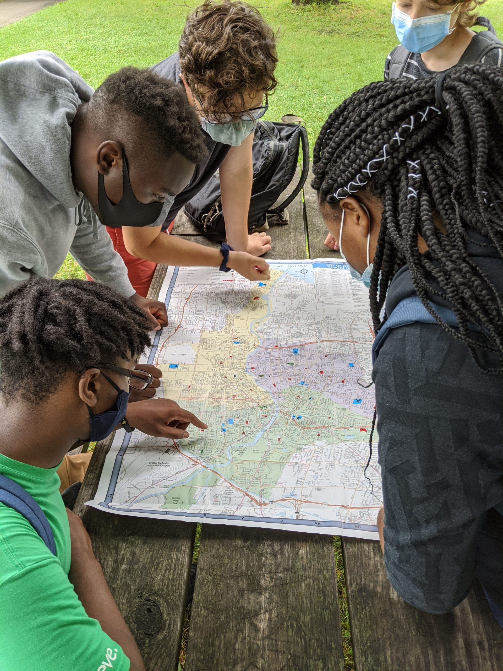 Urban Ecology is a workforce development program that teaches Urban Ecologists the skills they need to take care of and enjoy the world around them.